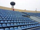 2017 Fabricación de asientos de plástico para estadios Fútbol público