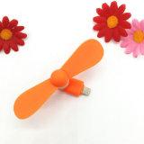 iPhoneのAndriodの携帯電話のための携帯用マイクロ小型USBのファン