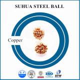 Bola de cobre pura de C1100 5m m