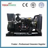 комплект генератора промышленной силы 11kw электрический тепловозный
