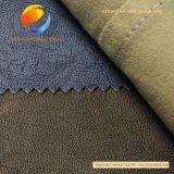 PUの合成物質の革の高品質の衣服ファブリック
