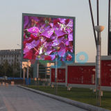 Schermo di visualizzazione del LED di pubblicità esterna di colore completo P8