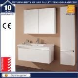 48 '' طلاء لّك بيضاء خشبيّة غرفة حمّام تفاهة خزانة مع ساق