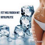 Cryolipolysi kühle Technologie-fette Zellen-Frost Coolplas Cryolipolysi Maschine
