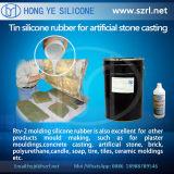 30 Shore a pedra de líquido de borracha de silicone de moldagem