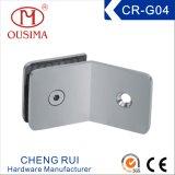 135度の単一の側面の浴室のガラスクランプ(CR-G04)