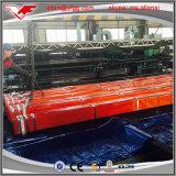 Tubo hueco cuadrado laminado en caliente del acero de la sección del conjunto ASTM A500 de la exportación