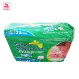 Nuevo producto exquisito SoftCare del bebé pañales recién nacido por mayor de China