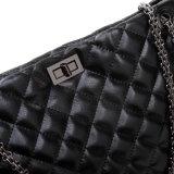 Bolso del diseñador de moda del bolso de totalizador del cuero de la calidad del bolso de Embrodered de las mujeres