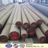 冷たい作業型の鋼鉄のための1.2080/D3/SKD1熱間圧延の棒鋼
