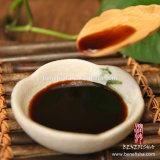 Molho de soja escuro para sushi japonês