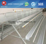 Faible prix de la volaille automatique de machines agricoles de Wire Mesh cages en batterie