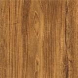 Laminato di legno del teck che pavimenta documento decorativo