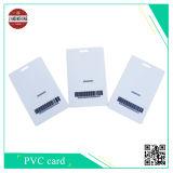 Cartão plástico de PVC de alta qualidade com RFID