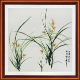 Самомоднейшая минималист красивейшая картина стены орхидеи