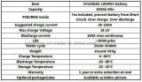 [ليفبو4] [24ف200ه] بطارية لأنّ [موتور هوم] يخت نسخة احتياطيّة قوة