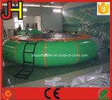 膨脹可能な海のトランポリンの膨脹可能なトランポリン水膨脹可能なトランポリンの販売