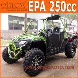 A EPA 250cc Moto 4 rodas automática, UTV