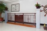 Balcon en acier galvanisé décoratif de haute qualité 5 de clôture d'alliage d'aluminium