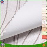 Tissu tissé ignifuge imperméable à l'eau enduit de rideau en polyester de textile à la maison