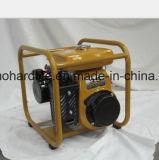 bomba de água 2inch com o motor de gasolina 3.5HP do pisco de peito vermelho