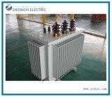 2000kVA transformateur immergé dans l'huile à haute tension de distribution de 3 phases