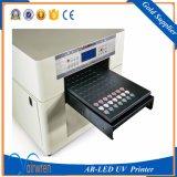 A3 Size UV Glass Printer Impressora UV Digital Flatbed UV para Metal e Plástico