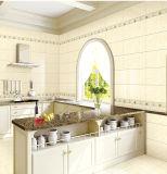 300X600mm Tintenstrahl-rustikale glasig-glänzende Innenporzellan-Wand-Fliese für Küche