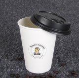 Устранимые бумажные стаканчики бумаги Cups/5oz/одностеночная устранимая бумажная кофейная чашка