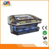 実質のカジノの硬貨によって作動させる生きているルーレットのゲーム・マシンのカジノ