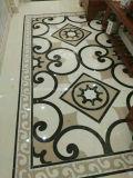 [وتر-جت] [فلوور تيل] أرضية [ننو] يبلور زخرفة زجاجيّة بيتيّة
