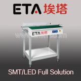 PWB automático de SMT que lig o carregador do PWB do transporte, o descarregador de SMT e o transporte do PWB