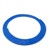 Blau des PU-pneumatisches Luft-Schlauch-6*4
