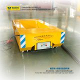 Véhicule industriel de transfert de bâti plat de remorque de haute performance