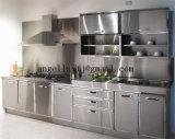 Hairline/Geborstelde rang 304 beëindigt het Blad van het Roestvrij staal voor Keukenkast, de Apparatuur van de Keuken en Lijsten