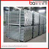 Stützbaugerüst-Systems-Stahl-justierbare Stützbalken-Stütze