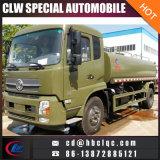 Caminhão de petroleiro da entrega da água do caminhão do distribuidor da água do baixo preço 2500gallon