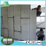Painéis do tipo sanduíche de EPS de concreto com isolamento de som do painel de parede para Prefab House