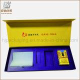High-End Offset caja de papel de impresión, papel Foadable Tarjeta de la caja de embalaje, caja de regalo Impreso