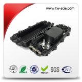 2 в 2, горизонтального типа 144 Core Оптоволоконный закрытия