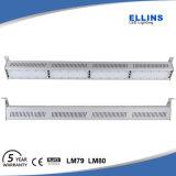garantía industrial de la luz 50W-500W 5year de la bahía de 140lm/W Philips IP65 LED alta