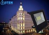 luz de inundación de 10W 20W 30W 50W 100W SMD LED/reflector