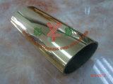 304, tubo de acero inoxidable de acero inoxidable 316 para la construcción