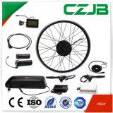 Kit elettrici posteriori di conversione della bicicletta di Czjb-104c 48V 500W con la batteria