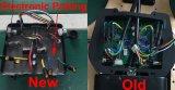 Patín eléctrico alzado de Longboard Koowheel con el almacén de ultramar