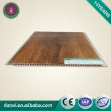 Panneau de mur imperméable à l'eau de PVC de plastique de vente de la Chine avec la bonne qualité