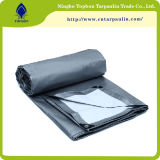 La bâche de protection PE Feuille, renforcés de bâches en plastique HDPE, bâches revêtu de PE