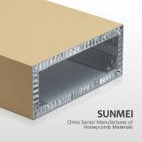 Fiberglas-Bienenwabe-Zwischenlage-Panel-kundenspezifische Größe des Aluminium-3003