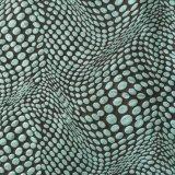 Tissu tissé par soie 170cm 210cm de tissu de Microfiber de tissu de polyester de jacquard tissé par ventes en gros