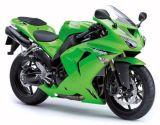 2011年の川崎Ninjaの1000年のオートバイ
